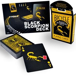 bicycle black scorpion deck - photo #17