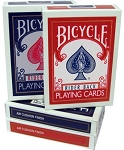 Bicycle Brand Playing Cards - Poker Size