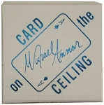 Card on Ceiling by Michael Ammar