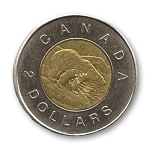Double Sided Toonie