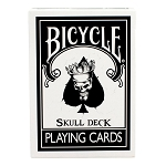 Skull Deck - Bicycle Brand