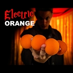 Sponge Balls - Electric Orange (2 inch)
