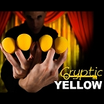 Sponge Balls - Cryptic Yellow (2 inch)