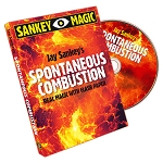 Spontaneous Combustion DVD - Jay Sanky