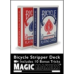 Stripper Deck - Bicycle Brand