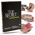 Top Secret Card Magic DVD