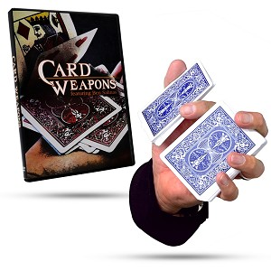 Card Weapons - Magic DVD