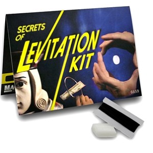 Secrets of Levitation Kit with DVD instructions