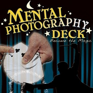 Mental Photography Deck - Magic Trick