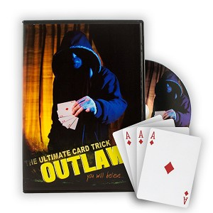 Outlaw - with DVD instructions & special cards