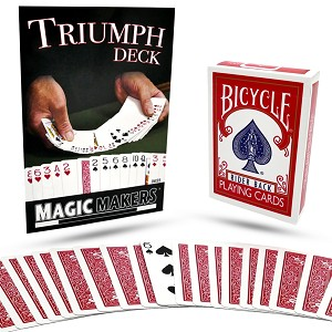 Triumph Deck - Magic Cards