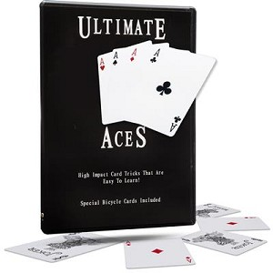 Ultimate Aces - Card Trick