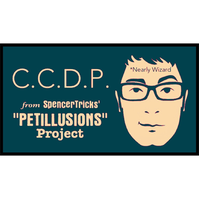 CCDP by Spencer Tricks
