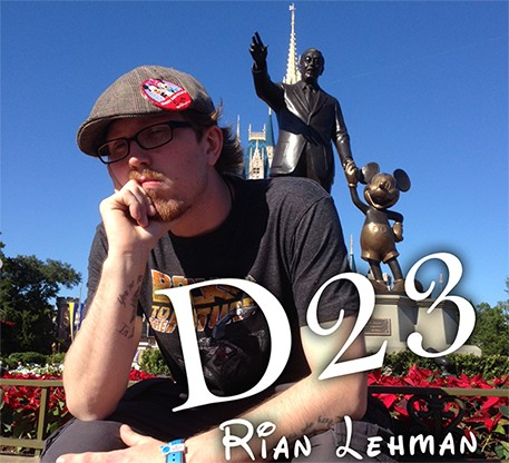 D23 by Rian Lehman