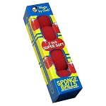 Super Soft Sponge Balls - Red