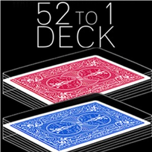 52 to 1 Deck