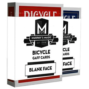 Blank Face Bicycle
