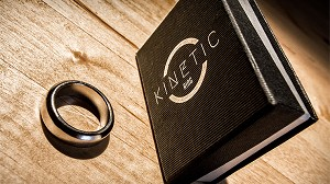 Kinetic PK Ring (Silver)
