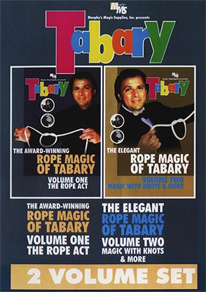 Tabary (1 & 2 on 1 Disc), 2 Volume Combo