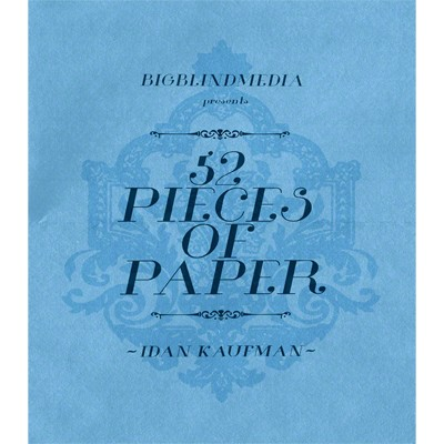 52 Pieces Of Paper by Idan Kaufman