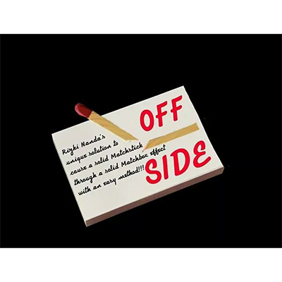 Off Side by Rizki Nanda