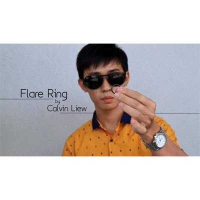 Flare Ring by Calvin Liew and Skymember