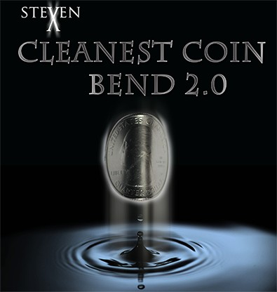 Cleanest Coin Bend 2.0 by Steven X