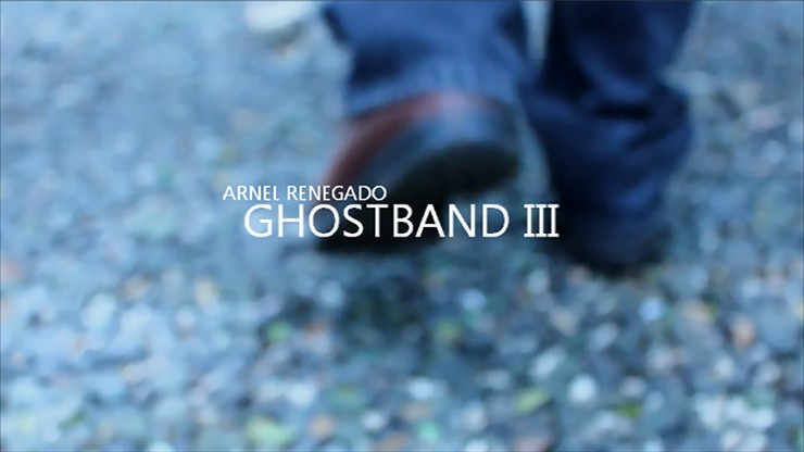 Ghost Band 3 by Arnel Renegado