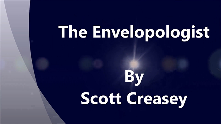 The Envelopologist by Scott Creasey