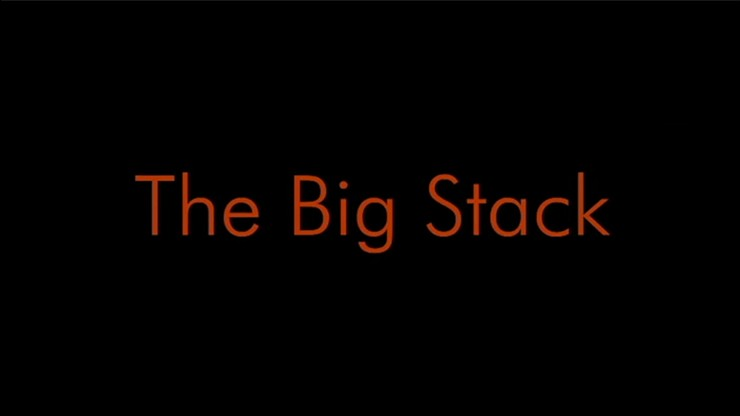 The Big Stack by Jason Ladanye