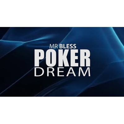 Poker Dream by Mr. Bless