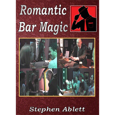 Romantic Bar Magic Vol 1 by Stephen Ablett