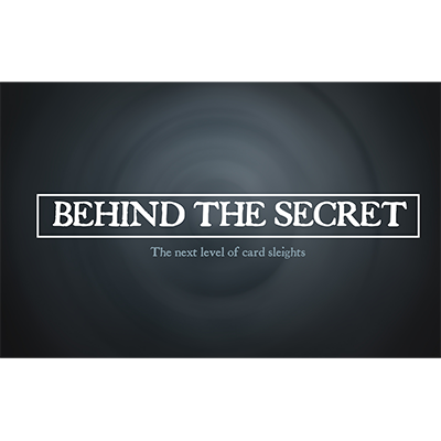 Behind The Secret by Sandro Loporcaro