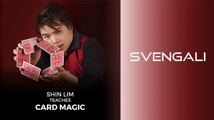 Svengali by Shin Lim (Single Trick)