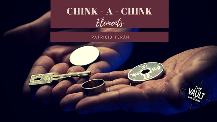 CHINK-A-CHINK Elements by Patricio Teran