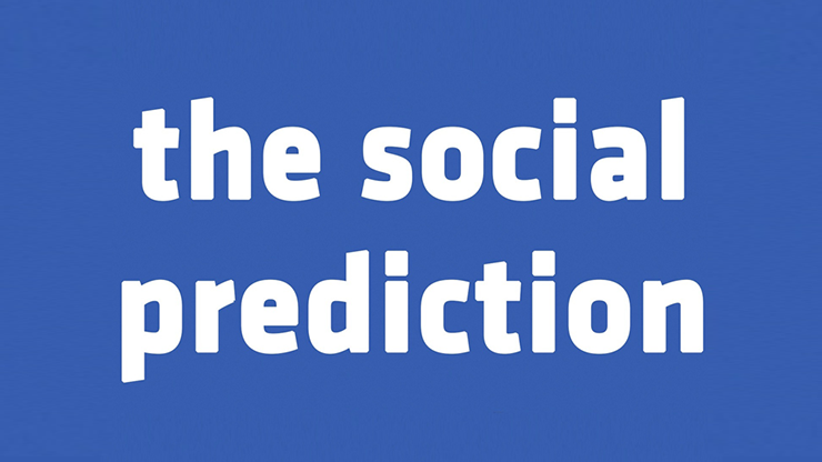 The Social Prediction by Debjit Magic