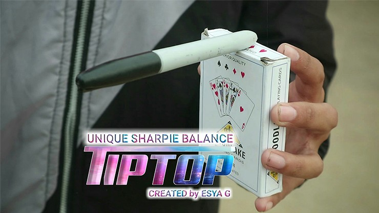 TIPTOP by Esya G