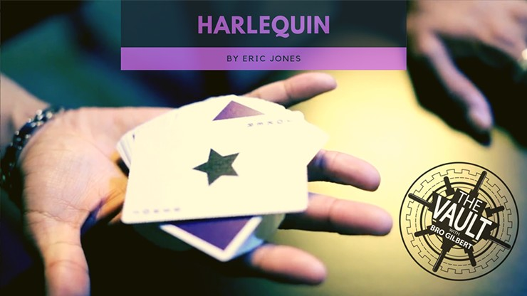 Harlequin by Eric Jones